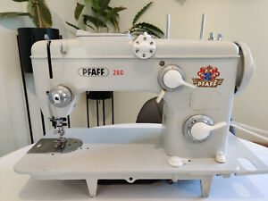 Pfaff 260 Semi Industrial Electric Heavy Duty Sewing Machine