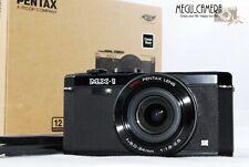 [TOP MINT] Shutter Count = 566 PENTAX MX-1 12.0MP Digital Camera - Black (C791)