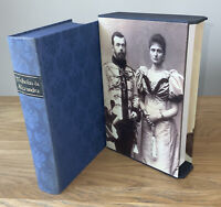 Folio Society NICHOLAS & ALEXANDRA Robert K.Massie Hardcover.Slipcase. Unread.
