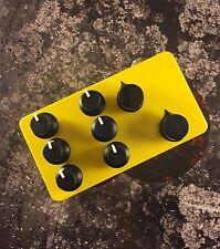 Six Oscillator Drone Box // Filter + Resonance // Circuit Bent Noise Synth