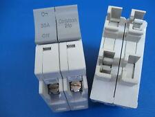 30 Amp - Square D  TRILLIANT Breaker 2 Pole Type SDT230 Nice Shape & Guaranteed