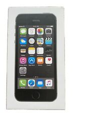 Apple iPhone 5s - 16GB - Space Gray (Unlocked) A1457
