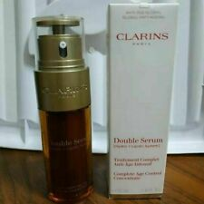 New Clarins Double Serum Complete Age Control Concentrate 50ml 1.7oz.