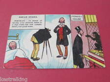 Dream Series Tom Browne Tom B Original Artist Drawn Comic Postcard