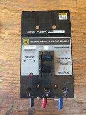 125 AMP 3 Phase circuit breaker G232125H Square D