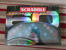 Scrabble Tile 8-11 Years Modern Board & Traditional Games