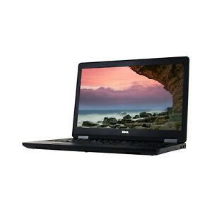 """Dell Latitude E5570 15.6"""" IPS FHD Laptop i7-6820HQ 16GB 256GB AMD R7 M370 WIN10"""