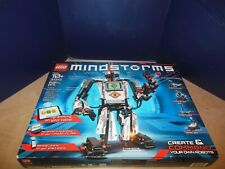 Lego Mindstorms Create & Command Your Own Projects 31313 601 Pcs NEW