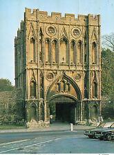 postcard  Suffolk  Abbey Gate  Bury St Edmunds    unposted  Judges