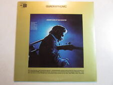 JOHNNY CASH AT SAN QUENTIN QUADROPHONIC QUAD SCRATCHED YET PLAYS GOOD HTF OOP LP