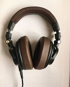 Audio-Technica ATH-M50X Wired Headphones - Dark Green And Gold Limited Edition