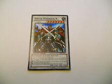 1x Yu-Gi-Oh !-Souza Sciabola-X-CT09-IT017-Edizione Limitata-Super Rara-ITA x1