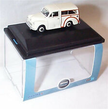 Morris Minor Traveller Old English White 1-76 OO Scale Mib 76MMT001
