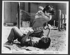 8x10 Photo~ DIME WITH A HALO ~1963 ~Rafael Lopez ~Manuel Padilla Jr ~Fight