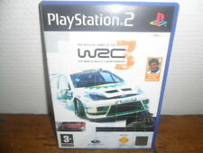 WRC 3 - World Rally Championship 3 - Playstation 2 - PS2 - PAL
