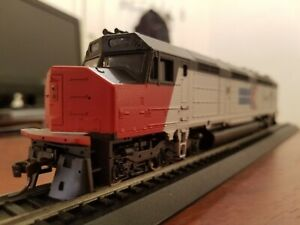 ATHEARN AMTRAK HO SCALE FP45 505 POWERED 3624! MINT IN BOX!