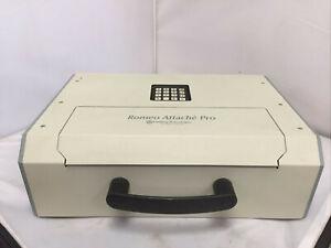 Romeo Attache Pro Enabling Technologies Braille Printer