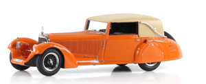 Mercedes Benz SS Spezialcabriolet 1934 1:43 Autopioneer 08 No EMC, No Ilario