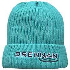Drennan Knitted Beanie Aqua - CDBN003