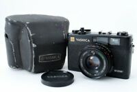 Yashica Electro 35 CCN Rangefinder 35mm F/1.8 w/ Case /Cap [Very good] #677973