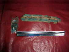 NOS GENUINE GM 1973-80 CHEVROLET PICKUP RH UPPER FRONT FENDER SIDE MOLDING L5