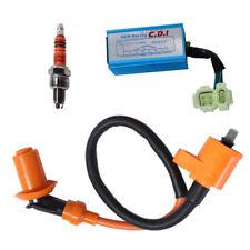 Ignition Coil CDI Box Spark Plug for 150cc 125cc 50cc gy6 139qmb 152qmi 157qmj