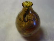 kleine Vase  Lauscha Thüringen  um 1950-70er Jahre