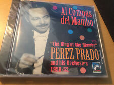"Perez Prado ""Al Compas del mambo"" IMPORT cd SEALED 25 tracks"