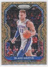 BLAKE GRIFFIN 2020-21 PANINI PRIZM FAST BREAK BRONZE DISCO #4/20 NETS