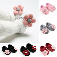 0-18 Months Girls Princess Shoes First Walkers Bowknot Toddler Shoes Baby Shoes