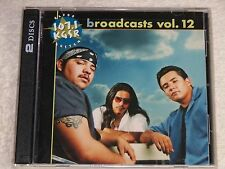 KGSR Broadcasts Vol. 12 (2 cd set) Los Lonely Boys, John Hiatt, Eric Johnson,etc