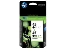 HP 45 2-pack Black Black ink cartridge