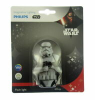 Philips Star Wars Stormtrooper Childs LED Pocket TORCH GREAT HALLOWEEN TOY
