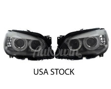 BMW 7 SERIES F01 F02 F04 HEADLIGHT BI XENON RIGHT AND LEFT SIDE SET OEM USA NEW