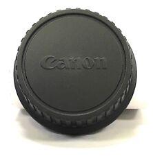 Canon XL1, XL1s, XL2, XL-H1, Lens Cover Cap Protector
