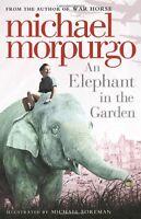 An Elephant in the Garden,Michael Morpurgo- 9780007339587