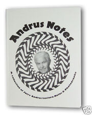 Andrus Notes - Collected Lecture Notes