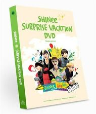 Shinee - Surprise Vacation DVD [Travel Note 01] 6 Discs