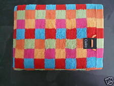 CAWö Lifestyle multicolor Cubos 2 toallas de baño, 6 toallas, 2 invitados