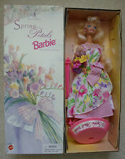 Avon Special Edition Spring Petals Barbie Doll Second In Series New In Box
