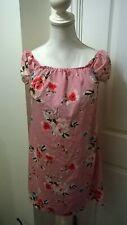 Primark Pink Floral Dress Size 12