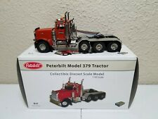 Peterbilt 379 4-Axle Truck Tractor - Superior - TWH DHS 1:50 #DHS0210-SUP New!