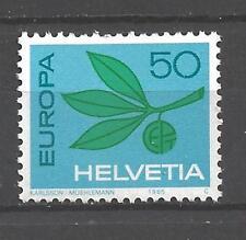 EUROPA 1965 Suisse - Switzerland neuf ** 1er choix