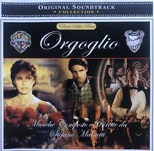 Stefano Mainetti - Orgoglio - Soundtrack CD