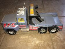 VINTAGE NYLINT TOWING AND RECOVERY TRUCK METAL MUSCLE MADE IN THE USA