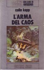 Cosmo Argento n° 91  L' ARMA DEL CAOS  Kapp  Nord  1979