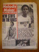 MELODY MAKER 1978 SEP 9 STEEL PULSE MOTOR GRATEFUL DEAD