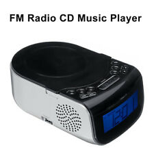 Digital Am FM Radio CD Music Player Machine Volume Control Adjustable Brightness