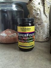Dr. SCHULZE SUPERFOOD 14oz VITAMIN & MINERAL SUPPLEMENT--ORGANIC New Shipment