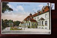 Postkarte Ansichtskarte Bayern Bad Steben Neues Kurhaus